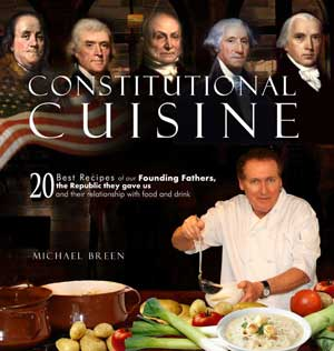 Constitutional Cuisine cookbook
